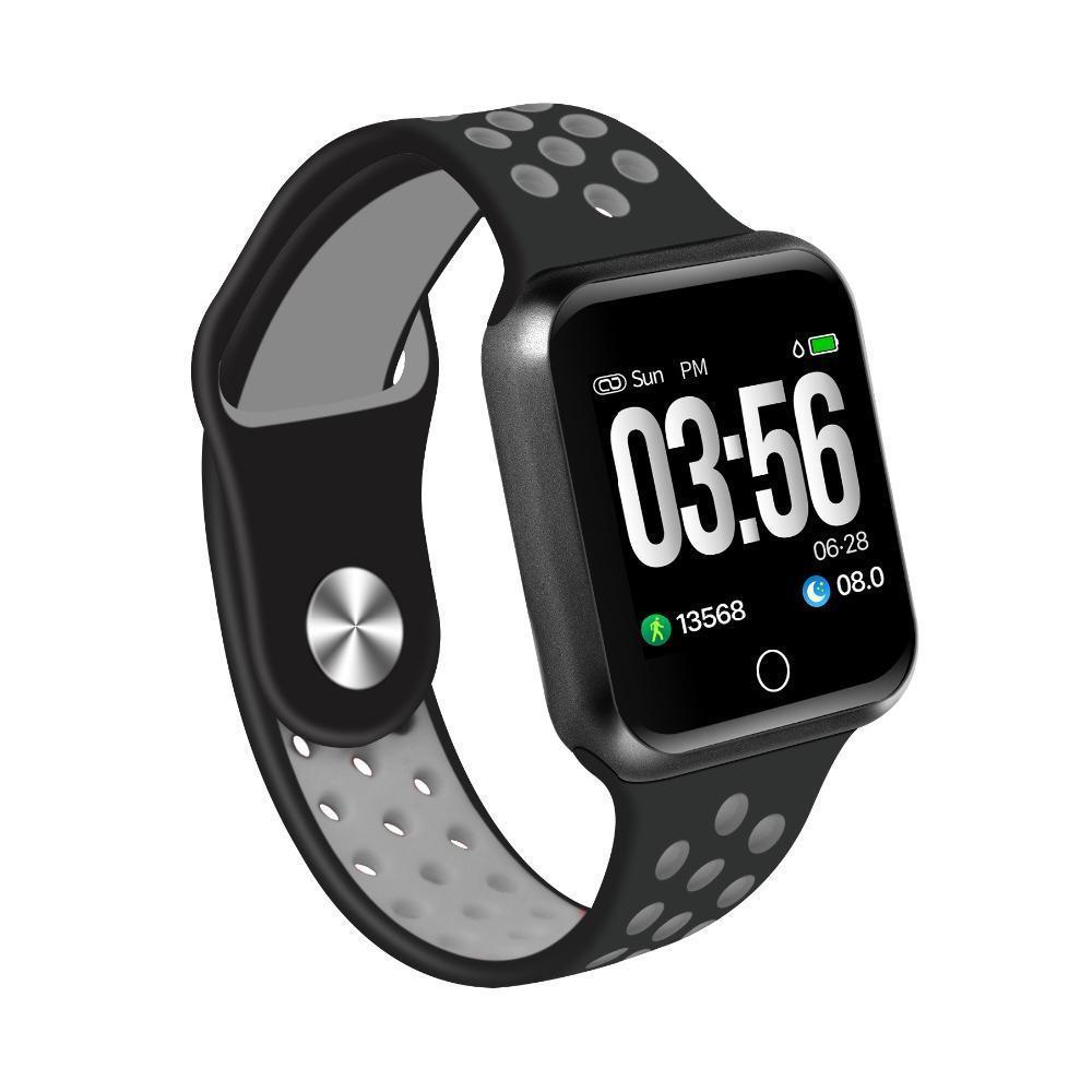 Умные часы Smart Watch ZGPAX S226 Gray ip67 пульсометр,шагомер,калории,артериальное давление