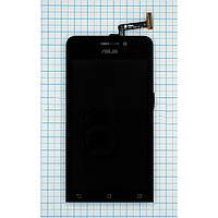 Модуль (дисплей + сенсор) Asus Zenfone 4 (A450CG 4,5 inch) + Touchscreen Orig Black