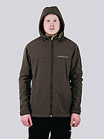 Куртка WM7 SOFTSHELL OLIVE Urban Planet L 100% поліестер Оливковый UP 2-1-1-47, фото 1