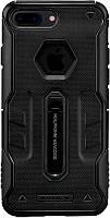Чехол-накладка Nillkin Defender IV case with Holder iPhone 7 Plus Black #I/S