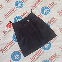 Школьные детские юбки для девочек оптом MARIATEX