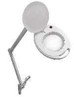 """Лампа-лупа 6027К-H LED с регулировкой яркости """"Холодный свет"""", 1-12W, фото 1"""