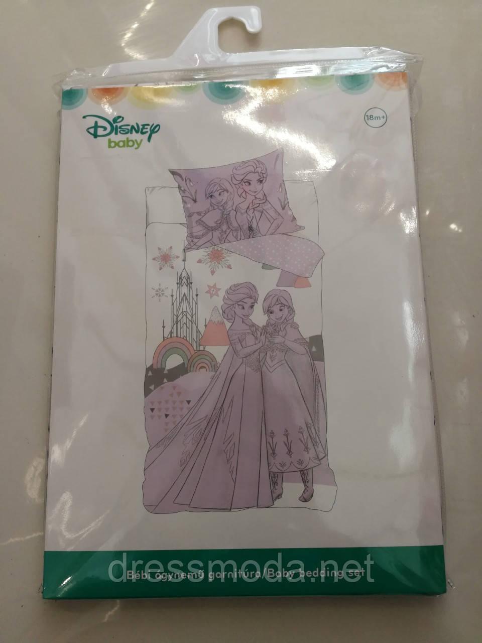 Комплект постельного белья Frozen от Disney