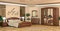 Спальня Милано, продается комплектом и по модулям