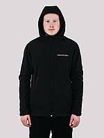 Куртка WM7 SOFTSHELL BLACK Urban Planet M 100% поліестер Черный UP 2-1-1-48, фото 1