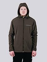 Куртка WM7 SOFTSHELL OLIVE Urban Planet M 100% поліестер Оливковый UP 2-1-1-47, фото 1