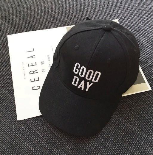 Кепки Goodday (черн) (48-53)