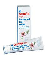 Крем-дезодорант для ног, GEHWOL med 75 мл