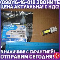 ⭐⭐⭐⭐⭐ Лампа LED безцокольная двухконтактная габарит, стоп T20 -7440 (4SMD) Mega-LED W3x16q 12V WHITE <TEMPEST>  tmp-05T20-12V