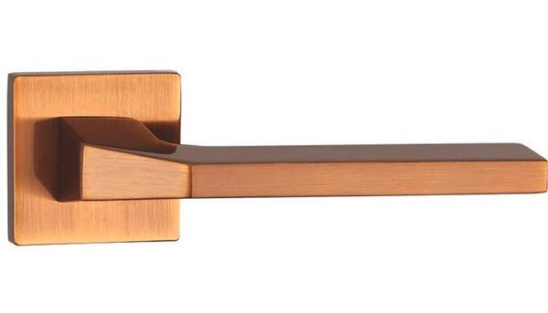 Дверная ручка BAG Finetouch Z5-71Z163 BAD темная полированная бронза