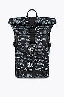 Рюкзак B4 DRAW BLK Urban Planet 35L 100% поліестер Multicolor UP 0-0-0-224-1