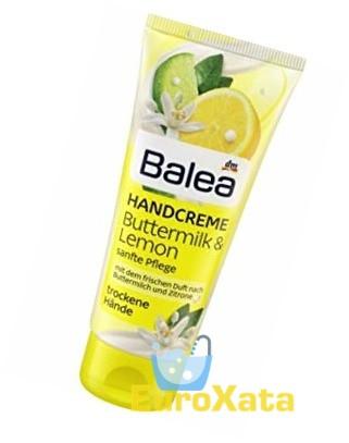 Крем для рук BALEA Buttermilk & Lemon (100мл)