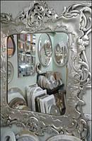 Зеркало в резной раме, модель 50