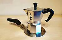 Подставка-адаптер Bialetti для алюминиевых гейзерных кофеварок для индукционной плиты, фото 1