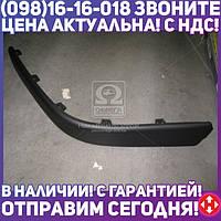 ⭐⭐⭐⭐⭐ Накладка бампера передняя  левая AUDI 100 91-94 (пр-во TEMPEST)