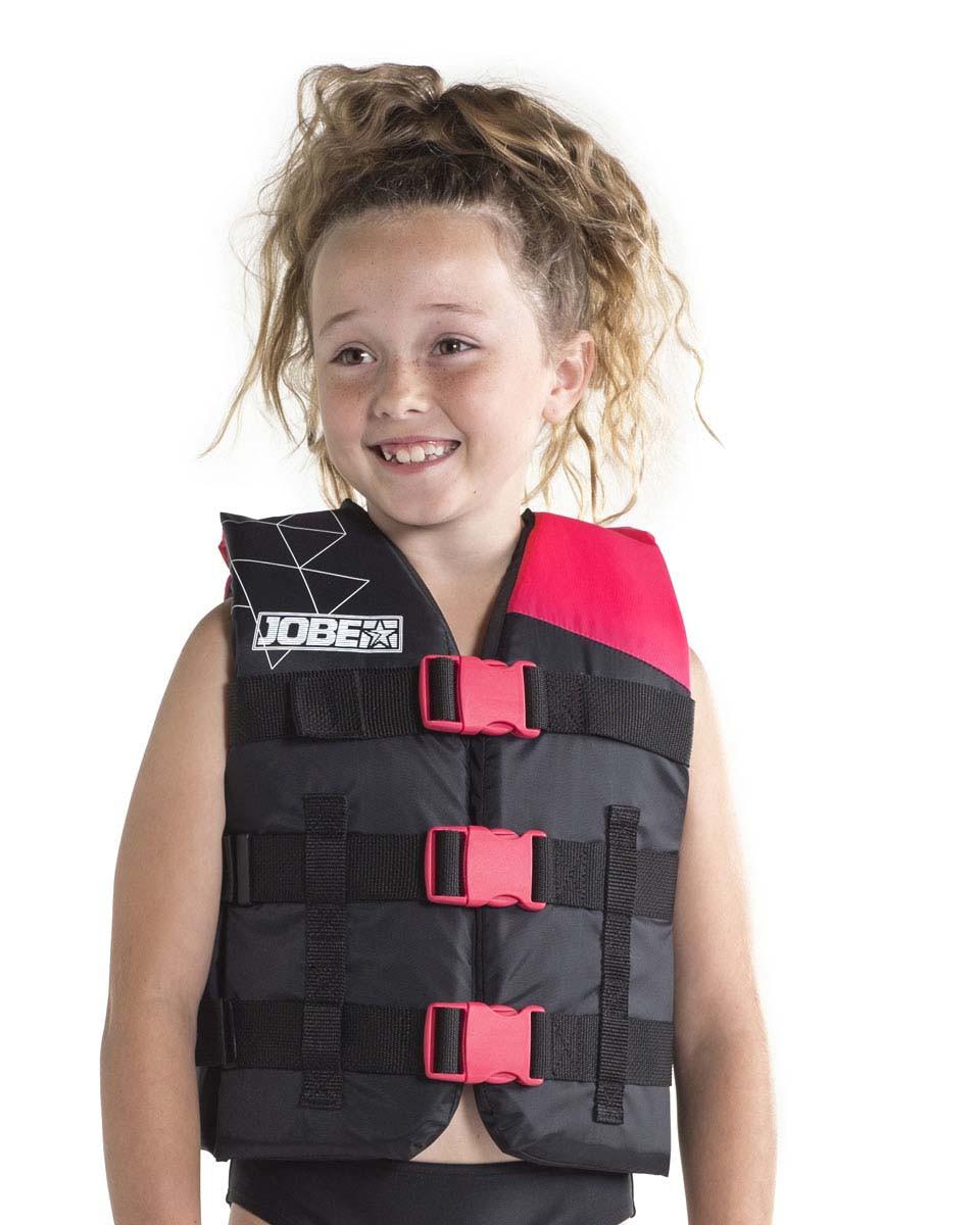 Спасательный жилет для детей Nylon Vest Youth Hot Pink