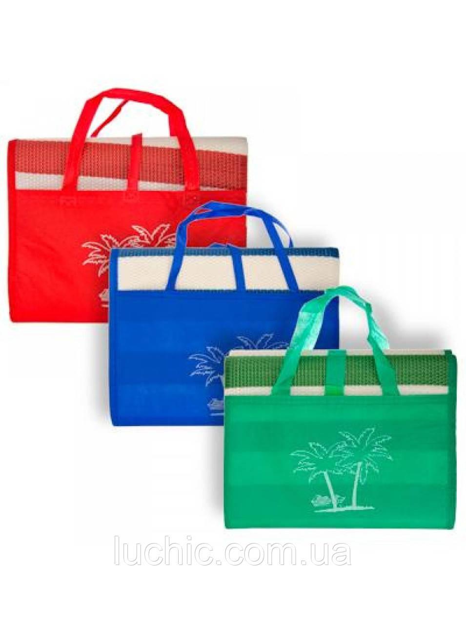 Коврик-сумка 170/90 см  материал  полипропилен