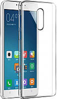 Чехол-накладка TOTO TPU Clear Case Xiaomi Redmi Note 4X Transparent #I/S