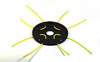 Металлический паук (барабан) с леской ДБ-33