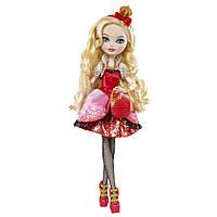 Кукла Эппл Уайт Базовая Ever After High Apple White  Basic Doll BBD52