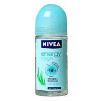 Nivea энергия свежести дезодорант-антиперспирант ролик 50 мл