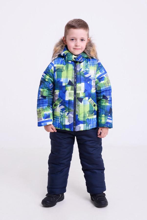 Комбинезон зимний детский  на мальчика Украина 22-30