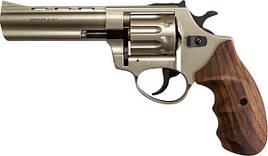 """Револьвер під патрон флобера, нарізний PROFI (4.5"""", 4.0 мм), сатин-бук"""