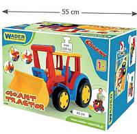 Трактор гигант с ковшом Вадер (Wader) киев, фото 1