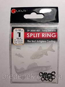 Кольца заводные split ring № 1