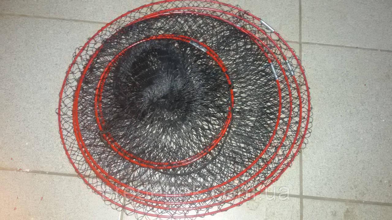 Садок в чехле большой 4 кольца d45 1.6м