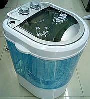Портативна пральна машина Home Club XPB30-8  180 W (Напівавтомат), фото 1