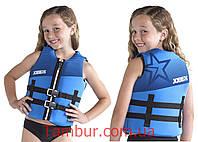 Спасательный жилет Jobe Neoprene Vest Youth Blue (для детей, детский), фото 1