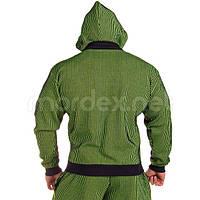 Mordex, Костюм спортивный MD5153 В черный/зеленый, фото 1