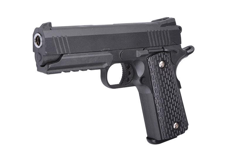 Пистолет металлический G 25 на пульках