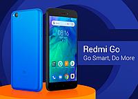 Смартфон Xiaomi Redmi Go 1/8GB Black/Blue Global Version