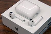 AirPods беспроводные наушники Apple на iPhone 1:1 с оригиналом