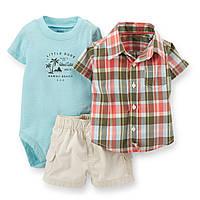 Детский летний комплект Carter's 18 месяцев