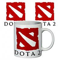 Чашка Dota