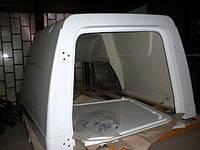 Надстройка платформы жесткая Tavria Pickup ЗАЗ11055. Будка из стеклопластика 110557.8534012 под откидные двери