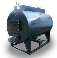 Твердотопливный водогрейный котел КВ-200Т (КВ-300)