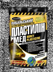 Пластилин Мегамикс мед 900г