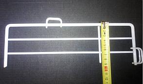 Ограничители боковые на стеллажную полку 275*90мм, фото 2