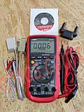 Мультиметр Unit UT61B цифровий, фото 2