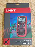 Мультиметр Unit UT61B цифровий, фото 3