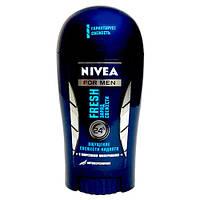 Nivea заряд свежести дезодорант-антиперспирант стик 40 мл