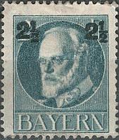 Бавария 1916 Sc#115