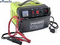 Пуско зарядное устройство для автомобильного аккумулятора Winso 139600 45А старт 130А 12/24V 950Вт