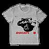 """Футболка для мальчика """"Ducati"""""""