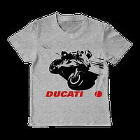 """Футболка для мальчика """"Ducati"""", фото 1"""