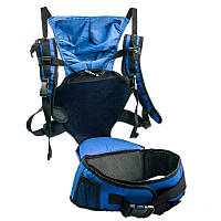 Рюкзак слинг кенгуру для переноски ребенка - Hip Seat